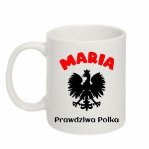 Mug 330ml Maria is a real Pole - PrintSalon