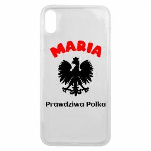 Backpack-bag Maria is a real Pole - PrintSalon
