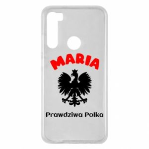 Phone case for Samsung A6+ 2018 Maria is a real Pole - PrintSalon