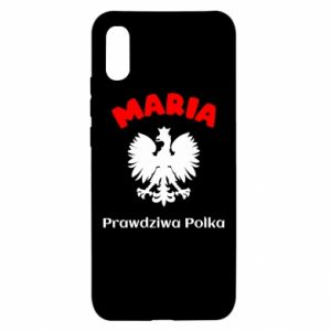 Phone case for Samsung A30 Maria is a real Pole - PrintSalon