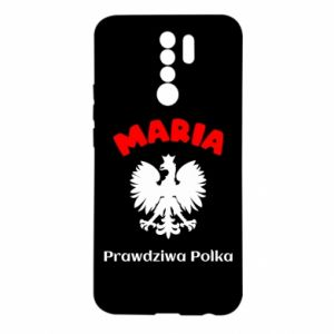 Phone case for Samsung A40 Maria is a real Pole - PrintSalon