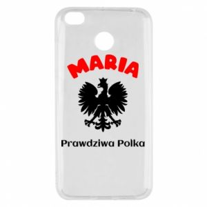 Phone case for Samsung A60 Maria is a real Pole - PrintSalon