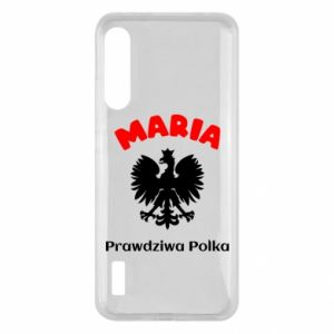 Phone case for Samsung A80 Maria is a real Pole - PrintSalon