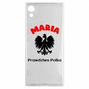 Phone case for Samsung S8 Maria is a real Pole - PrintSalon