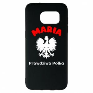 Phone case for Samsung S9 Maria is a real Pole - PrintSalon