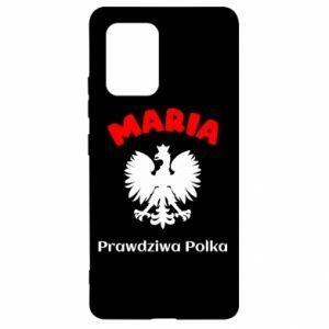 Phone case for Samsung S10e Maria is a real Pole - PrintSalon