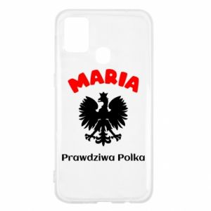 Phone case for Huawei Y5 2018 Maria is a real Pole - PrintSalon
