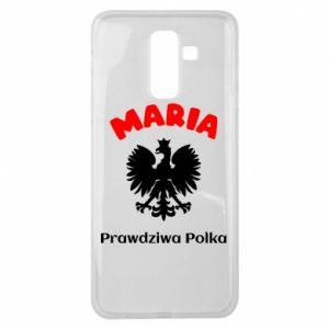 Phone case for Huawei Y6 2018 Maria is a real Pole - PrintSalon