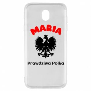 Phone case for Huawei Y7 Prime 2018 Maria is a real Pole - PrintSalon