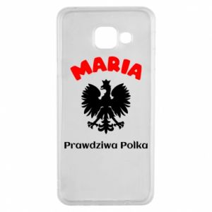 Phone case for Huawei P Smart Plus Maria is a real Pole - PrintSalon