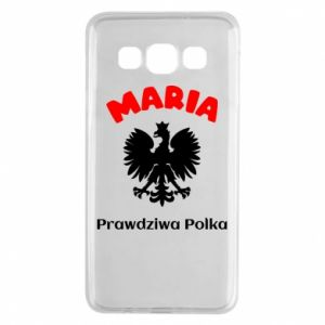 Phone case for Huawei P10 Lite Maria is a real Pole - PrintSalon