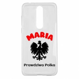Phone case for Huawei P20 Maria is a real Pole - PrintSalon