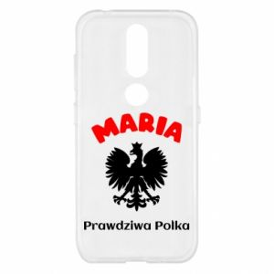 Phone case for Huawei P20 Lite Maria is a real Pole - PrintSalon