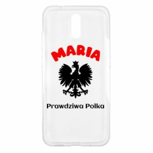 Phone case for Huawei P30 Maria is a real Pole - PrintSalon
