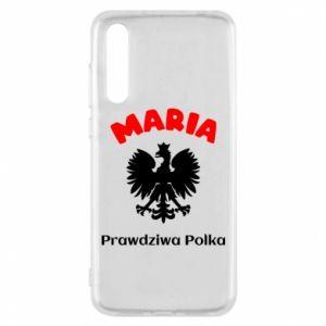 Phone case for Xiaomi Mi8 Lite Maria is a real Pole - PrintSalon
