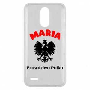 Phone case for Xiaomi Redmi 6A Maria is a real Pole - PrintSalon
