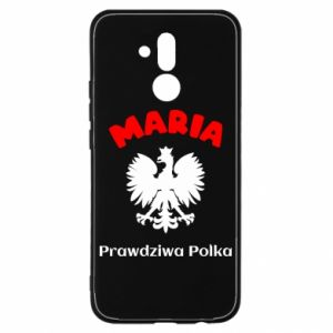 Phone case for Xiaomi Redmi 7A Maria is a real Pole - PrintSalon