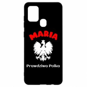 Phone case for Samsung A7 2018 Maria is a real Pole - PrintSalon