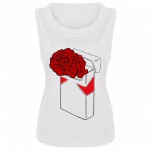 Damska koszulka bez rękawów Marlboro