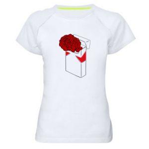 Women's sports t-shirt Marlboro