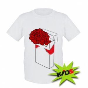 Dziecięcy T-shirt Marlboro