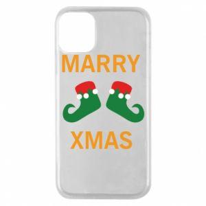 Etui na iPhone 11 Pro Marry xmas