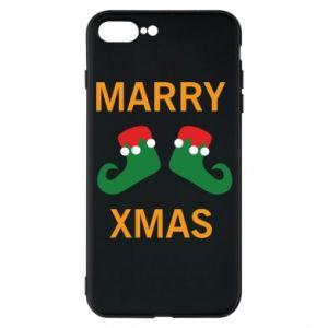 Etui do iPhone 7 Plus Marry xmas