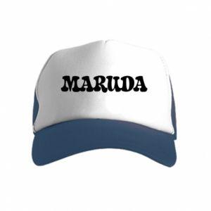 Czapka trucker dziecięca Maruda