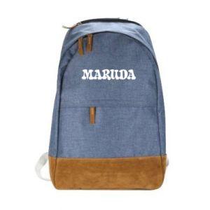 Miejski plecak Maruda