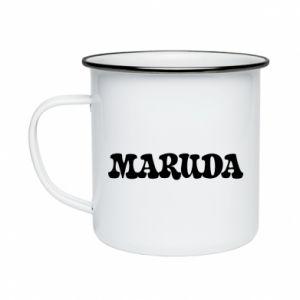 Kubek emaliowane Maruda