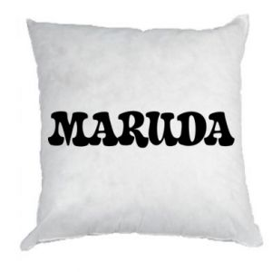 Poduszka Maruda
