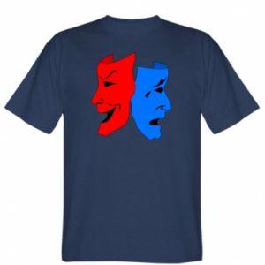 Koszulka męska Maski