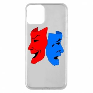 Phone case for iPhone 11 Masks