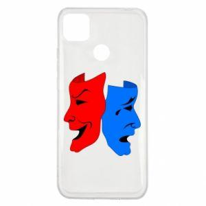 Etui na Xiaomi Redmi 9c Maski