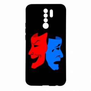 Etui na Xiaomi Redmi 9 Maski