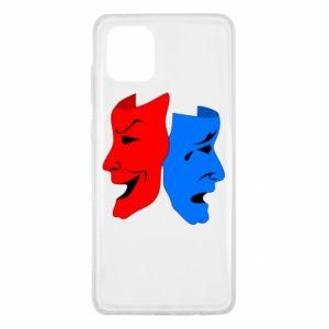 Etui na Samsung Note 10 Lite Maski