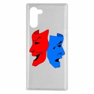 Etui na Samsung Note 10 Maski