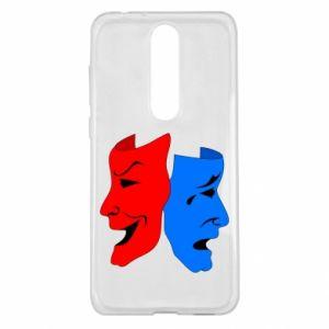 Etui na Nokia 5.1 Plus Maski