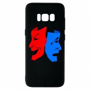Etui na Samsung S8 Maski
