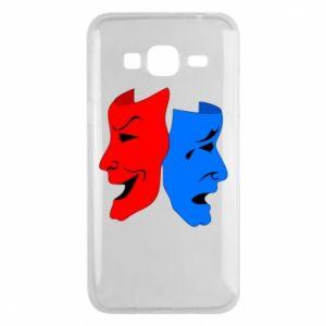 Etui na Samsung J3 2016 Maski