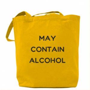 Torba Napis: May contain alcohol
