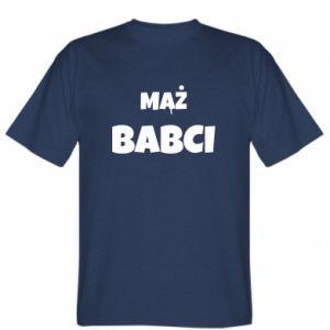Koszulka Mąż babci
