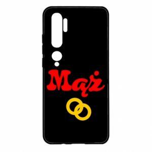 Etui na Xiaomi Mi Note 10 Maż i obrączki