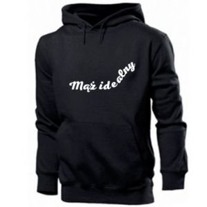 Men's hoodie The ideal husband