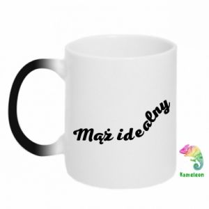 Chameleon mugs The ideal husband