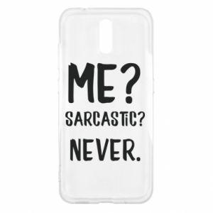 Nokia 2.3 Case Me? Sarcastic? Never.