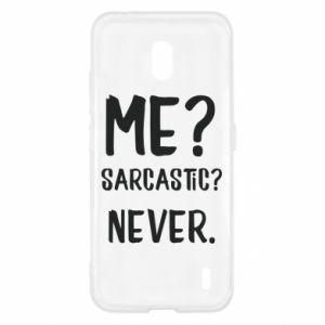 Nokia 2.2 Case Me? Sarcastic? Never.