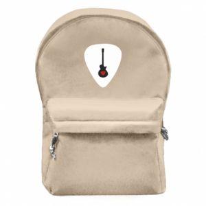 Plecak z przednią kieszenią Mediator