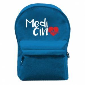 Plecak z przednią kieszenią Medycyna