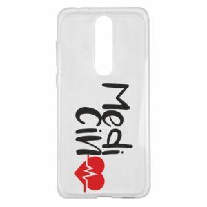 Nokia 5.1 Plus Case Medicine